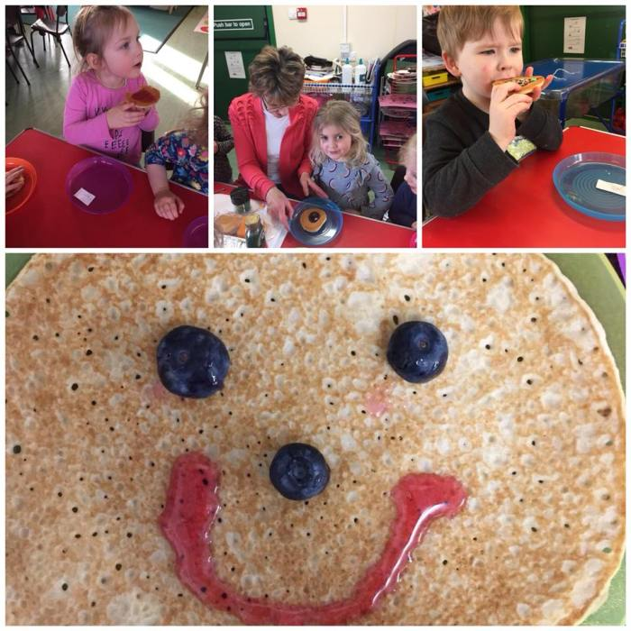 st mary's pancake day